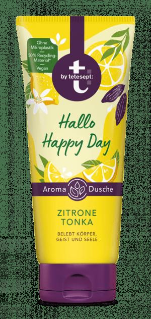 t: by tetesept Aroma Dusche Hallo Happy Day