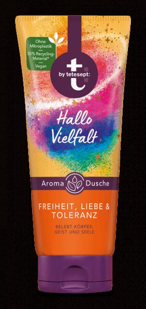 t: by tetesept Aroma Dusche Hallo Vielfalt